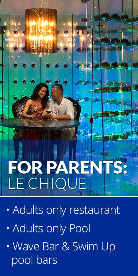 For Parents: Le Chique