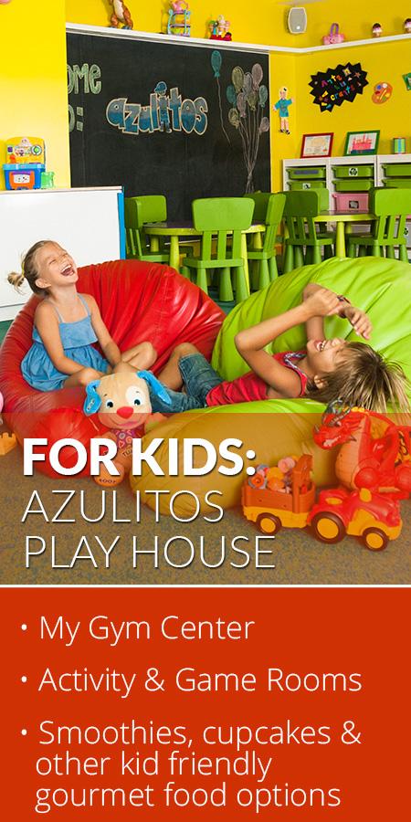 Azulitos Play House